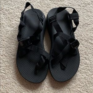 Shoes - NEW Black Imitation Chaco Outdoor Sandals